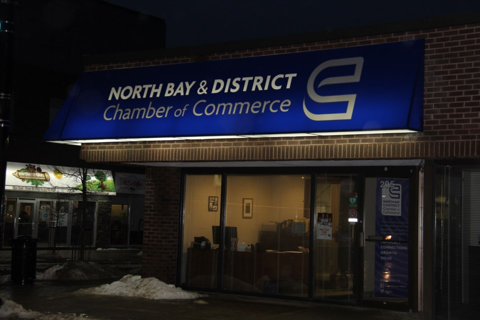 north bay and district chamber of commerce turl