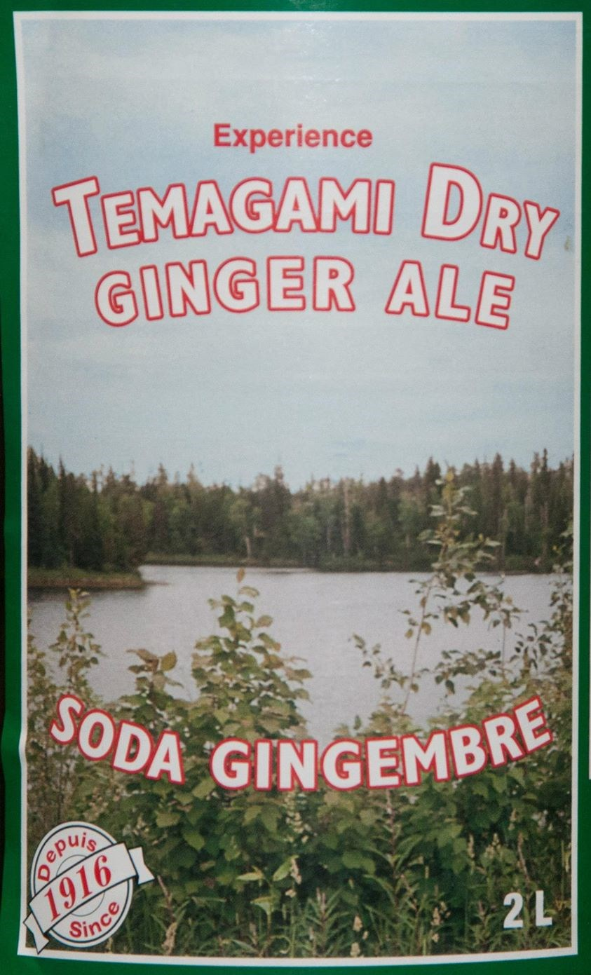 temagami dry label