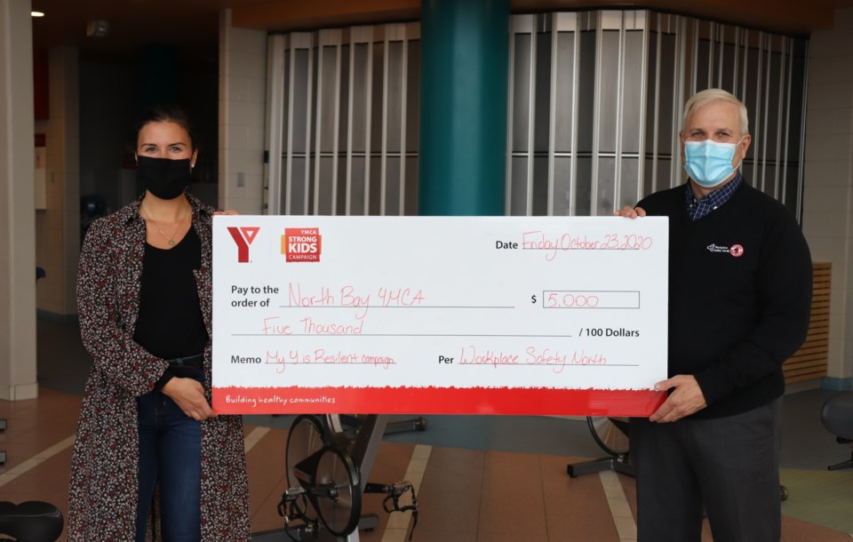 20201029 workplace safety north y donation