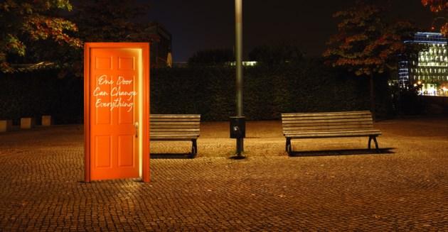 Orange Door Campaign home depot