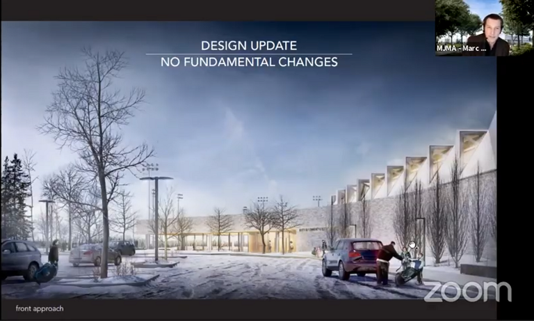 2020 11 17 North Bay Community and Recreation Centre Renderings 3 (YouTube)