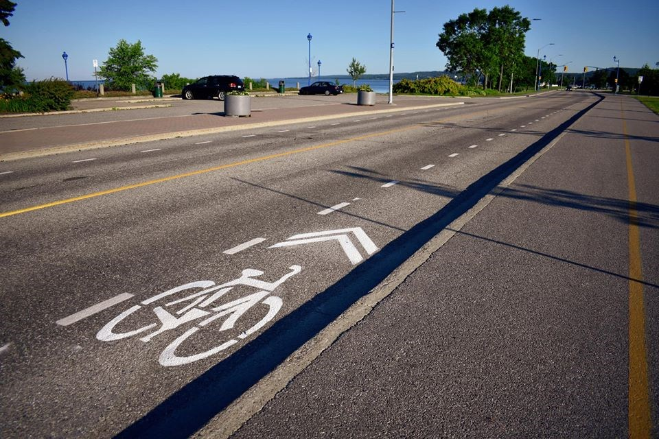 20200629 bike lanes painted