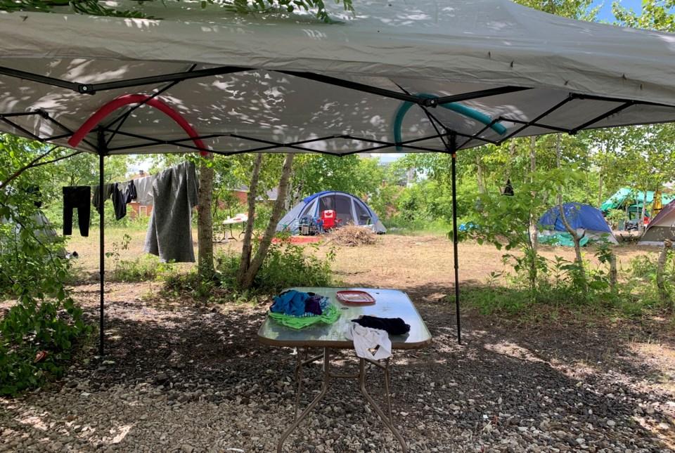 tent city north bay 2 turl