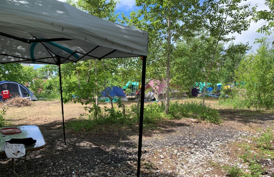 tent city north bay 3 turl