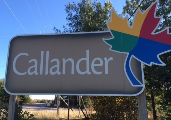 callander entrance sign turl 2016