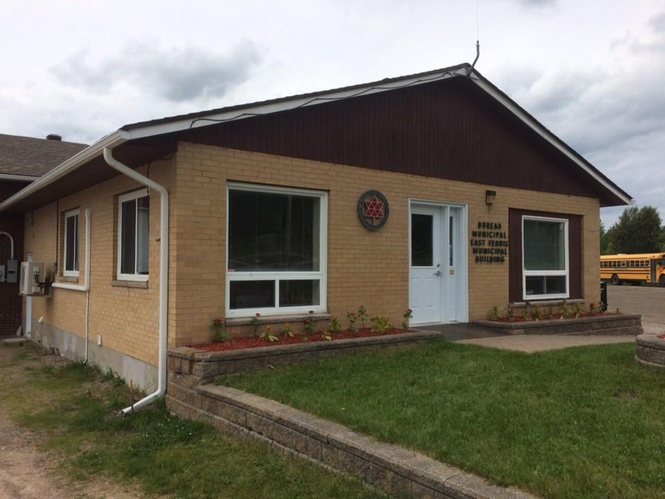 east ferris municipal office
