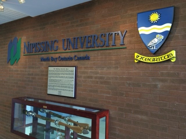 2015 10 9 Nipissing University inside sign turl