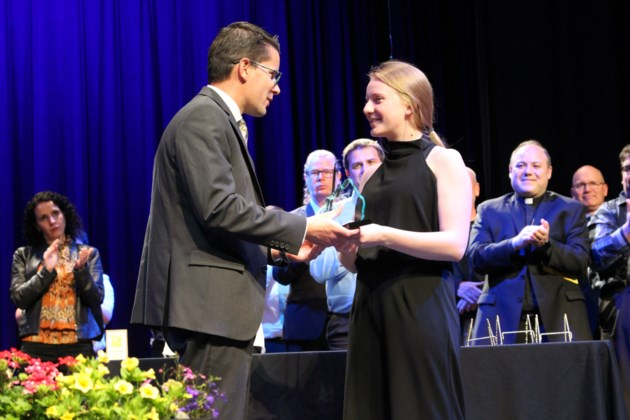 20190614 SJSH Academic Awards Presentations