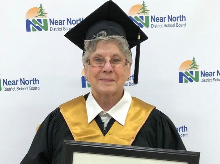 20200214 anita restoule graduates
