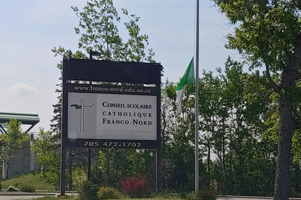 2021 06 03 Conseil scolaire catholique Franco-Nord (Campaigne)