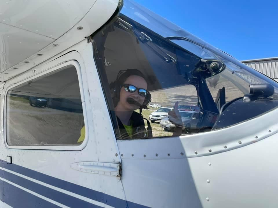 20210709 Emilie Perron Pilot award