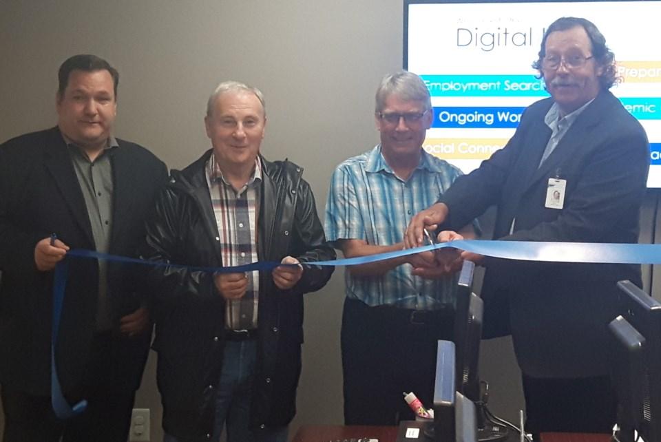 digital lab opening Aug 8 2019
