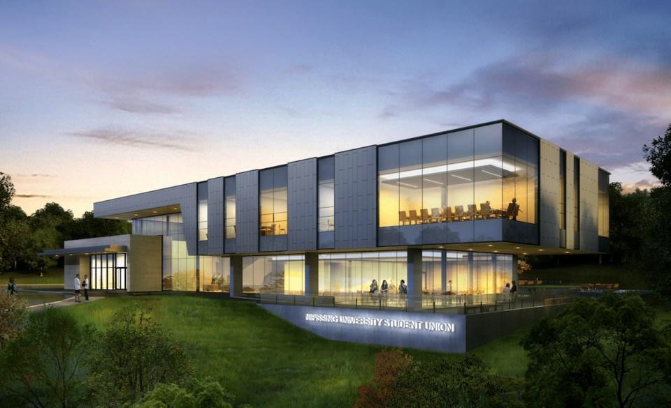 nipissing student centre