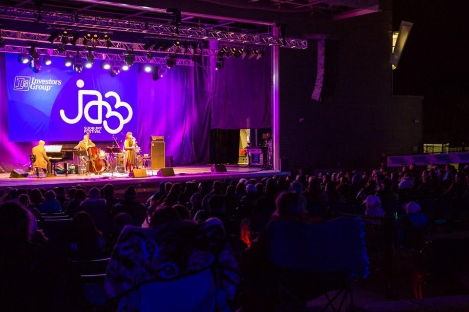 20180627 Jazz Sudbury Festival Stage