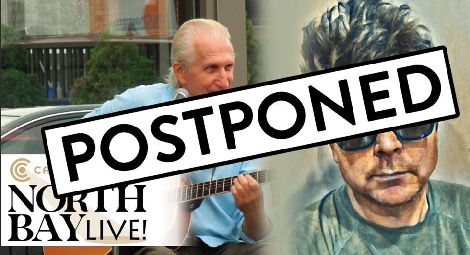 20210222 Postponed - Jake Thomas and Caley Campbell