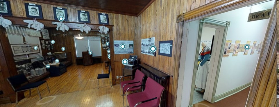 callander museum interior virtual tour