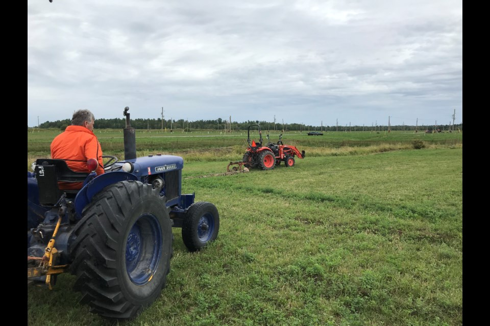 Excitement is building for the International Plowing Match. Matt Sookram/BayToday.