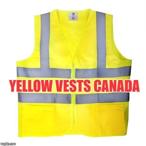 yellow vests canada