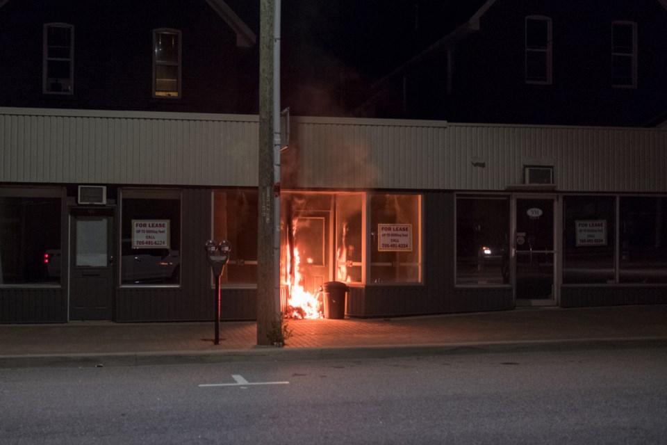 20200722 Main street fire 1
