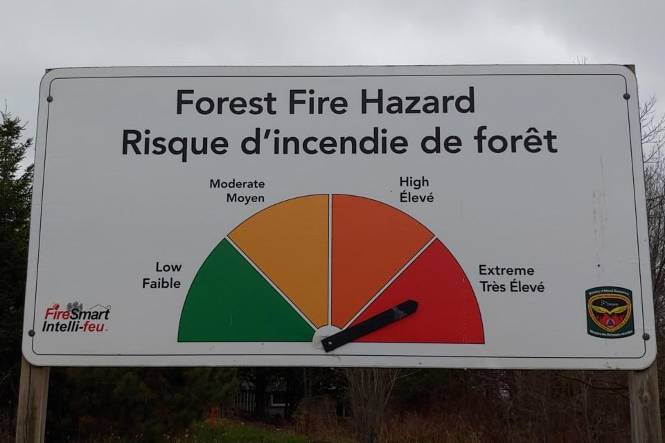 2021 04 25 Extreme Fire Hazard (Campaigne)