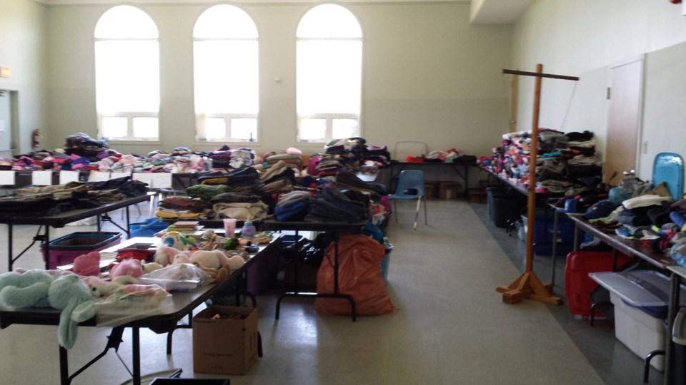 west nipissing downtown pentacostal church relief effort 19 2016