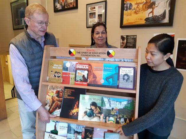 Bookshelf project--Ignite the Spirit--Jan31209