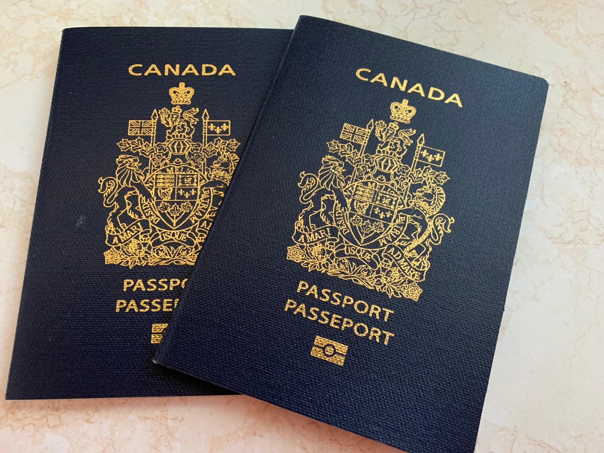 covid-19 canada passport