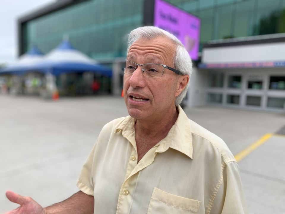 20210628 Vic Fedeli vaccinated