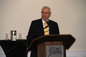Fedeli talks job creation