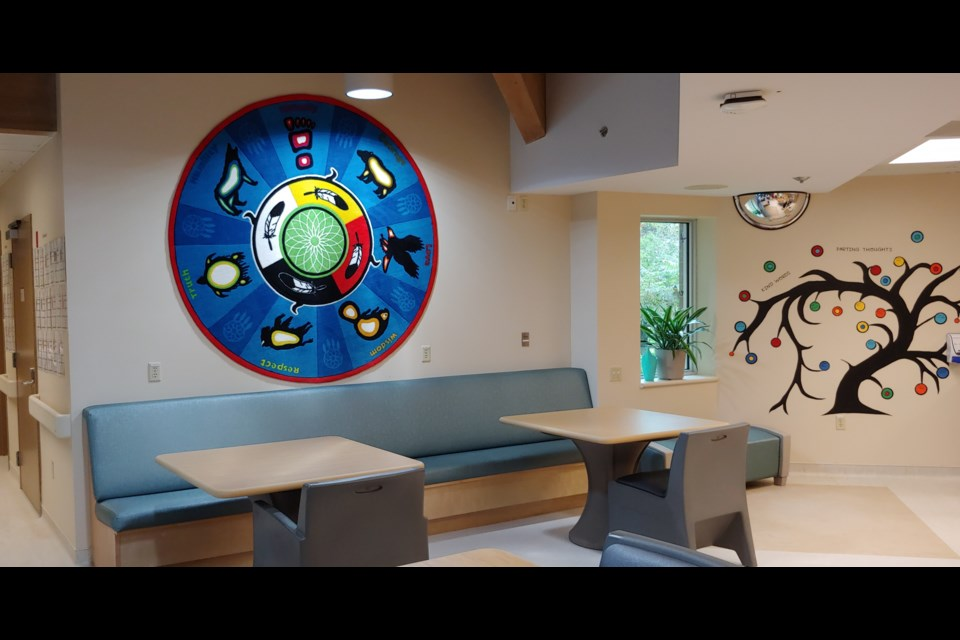 Hummingbird Lodge at the North Bay Regional Health Centre. Photo: Stu Campaigne