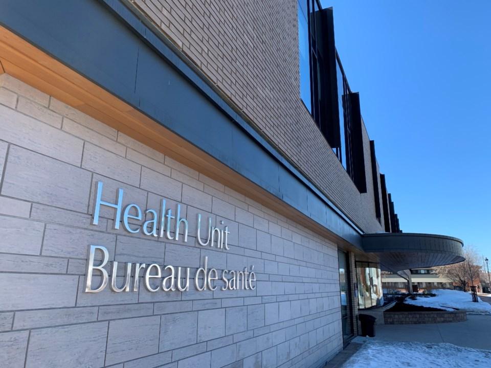 20200330 north bay parry sound district health unit