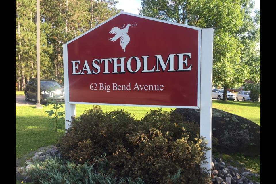 Eastholme in Powassan has received $5m for upgrades. Jeff Turl/BayToday.