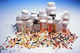 Reminder to safely dispose of expired and unused prescription medications at your local pharmacy