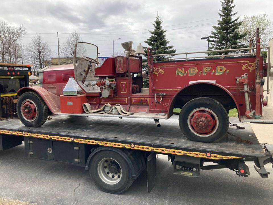 Bickle Fire Engine 1928