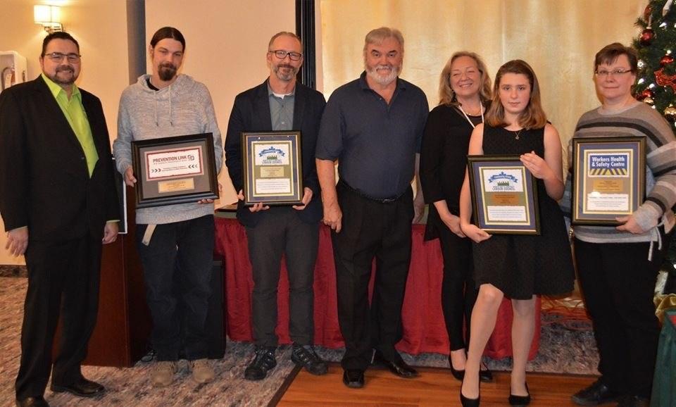 2019 labour council awards