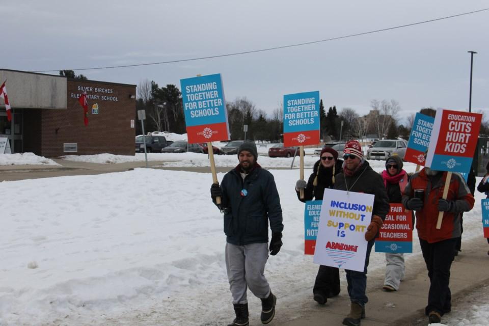 20200206 Elementary Teachers' Federation of Ontario ETFO north bay 3 turl
