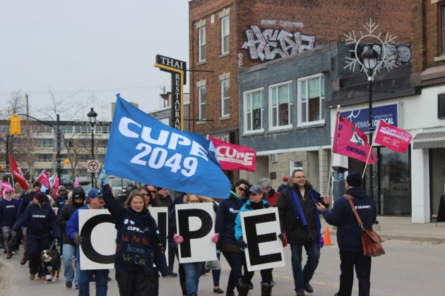 cupe rally for cas ryen veldhuis 2017