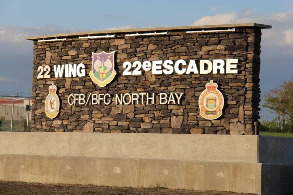 cfb north bay 22 wing sign turl
