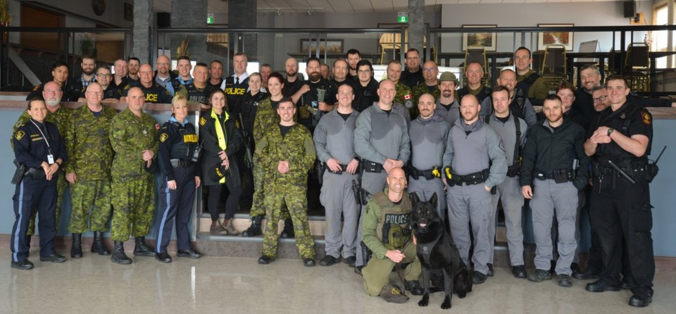 joint exercise 22 wing opp