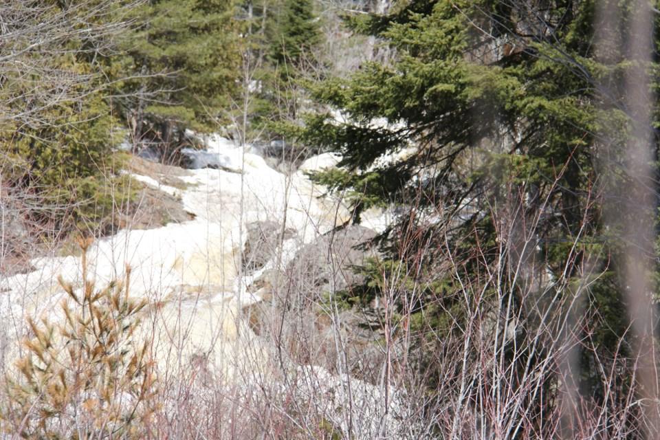 USED Duchesnay Falls photo by Brenda Turl
