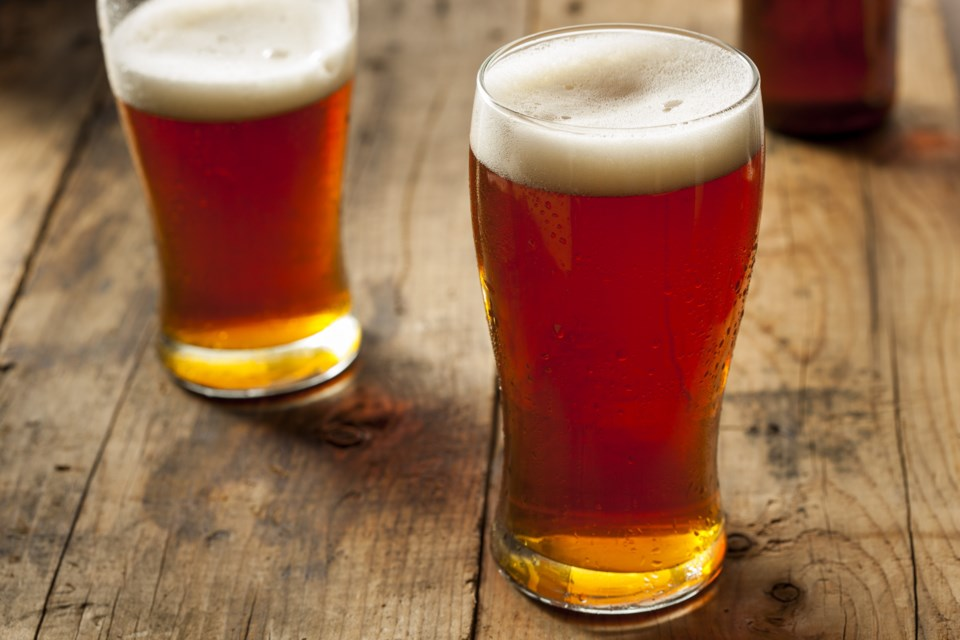 beer glasses AdobeStock_56562961 2017