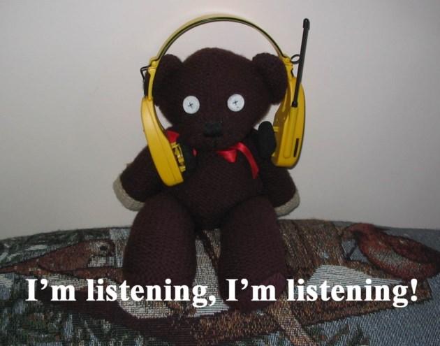 I'm listening walton 20170107 listen walton