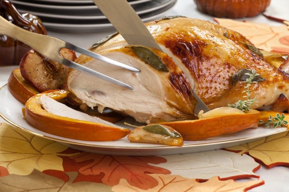 turkey dinner shutterstock_119900497 2016