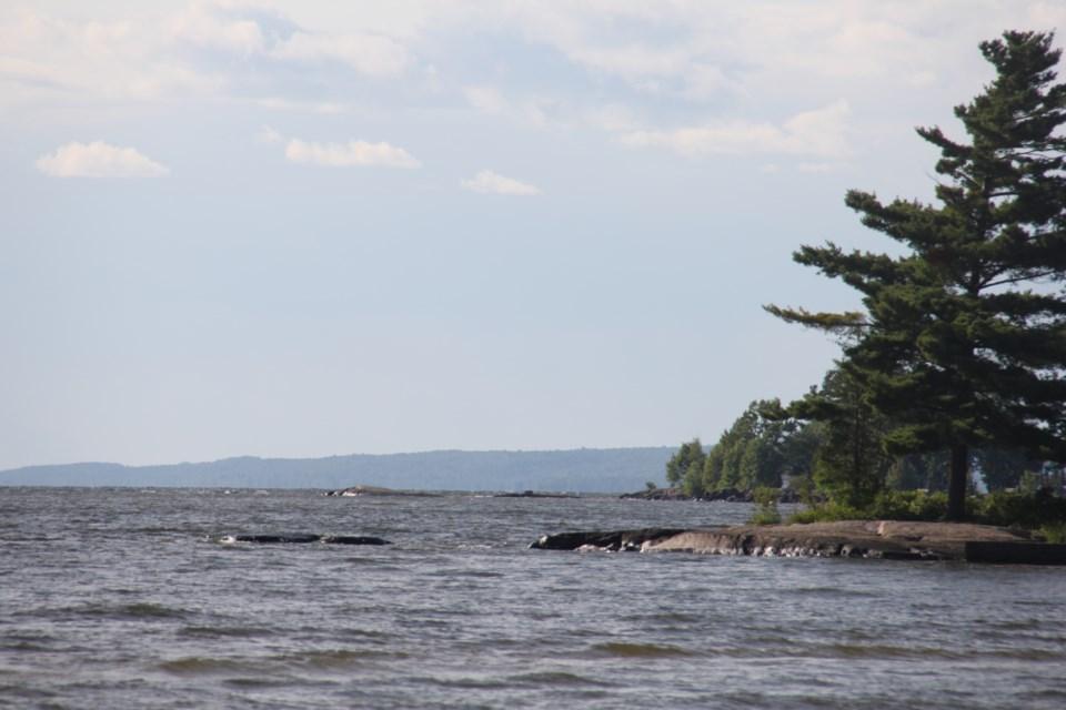 20180822 lake nipissing low level turl