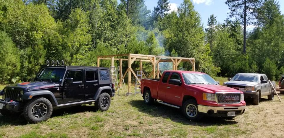 20190909 voyageur trail system shelter