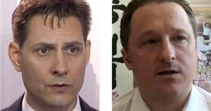 2020 Michael Spavor and Michael Kovrig