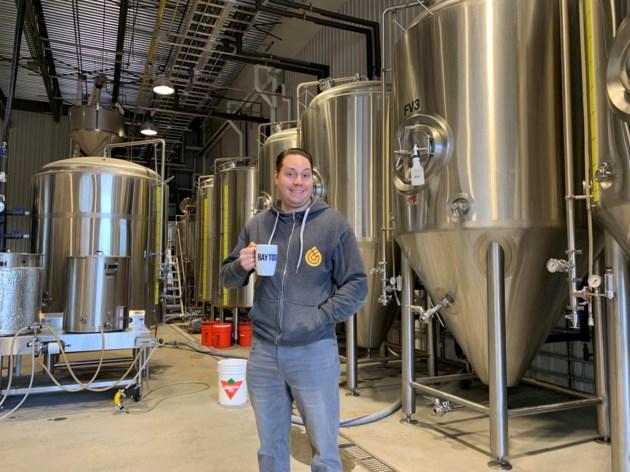 mike perrault gateway city brewery
