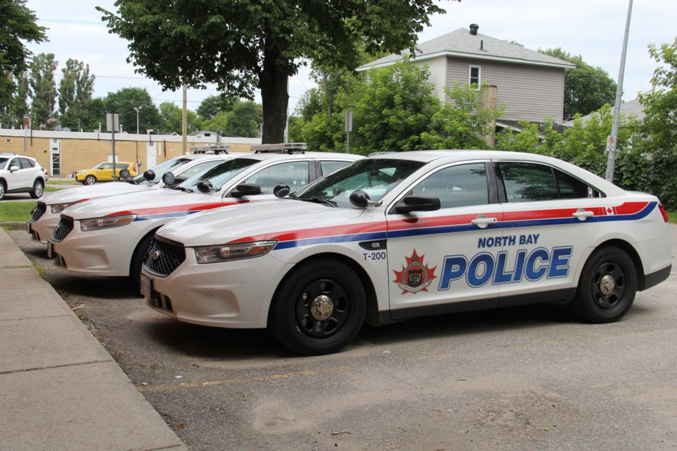 2015 10 2 north bay police cars turl