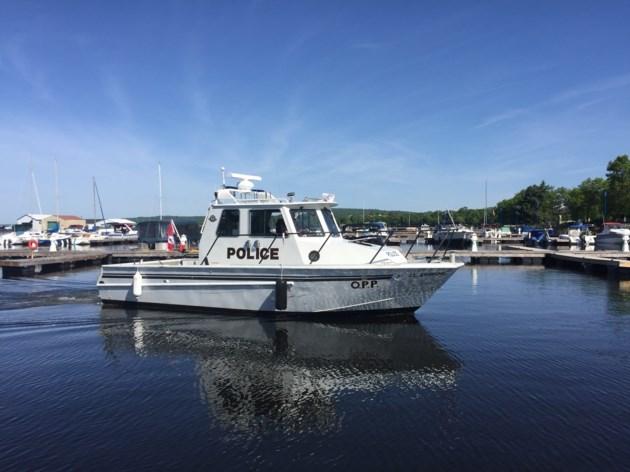 20180623 opp marine unit lake nipissing turl