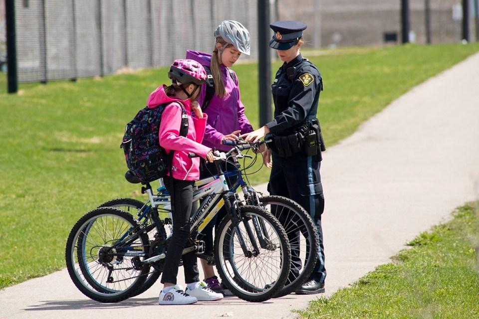 2019 opp with children bikes